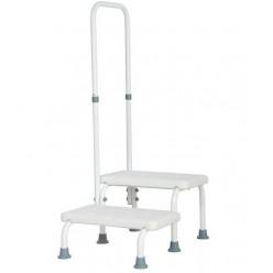Лестница  для ванной (ступенька) с опорой SH-1