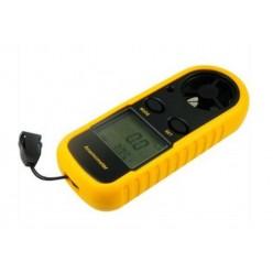 Анемометр портативный GM816 (измеритель скорости ветра)