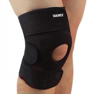 Бандаж на коленный сустав с ребрами жесткости разъемный Б 621