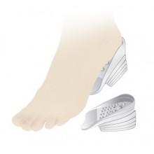 Подпяточник силиконовый ортопедический для коррекции разной длины ног