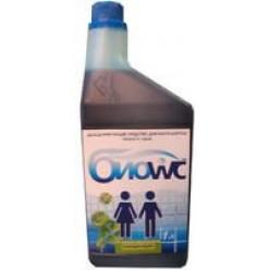 Универсальная жидкость для биотуалетов БИОwc 1л.