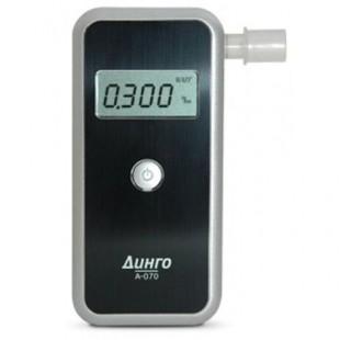Алкотестер Динго А-070
