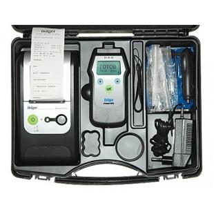 Профессиональный алкотестер Alcotest 6810 с кабелем к ПК (Drager)