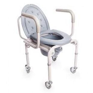 Кресло туалет TU8 на колесах