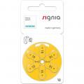 Батарейки Siemens/Signia р10 - блистер (6шт)