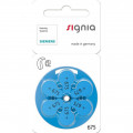 Батарейки Siemens/Signia р675- блистер (6шт)
