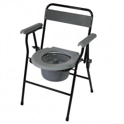 Кресло-туалет с санитарным оснащением HMP-460