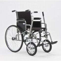 Кресло-коляска с рычажным управлением Н 005