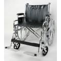 Кресло-коляска повышенной грузоподъемности широкая