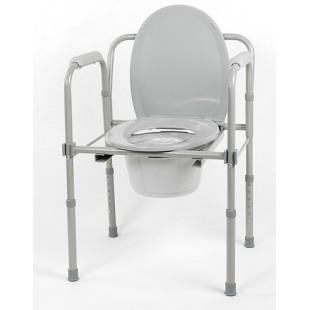Кресло-туалет складной