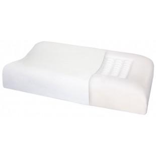 Подушка ортопедическая ТОП 142 с массажным эффектом и эффектом памяти большая