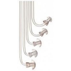 Вкладыш ушной для слухового аппарата, универсальный